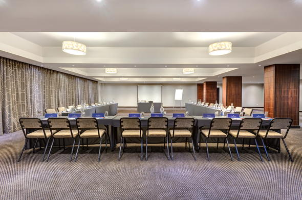 Conference venue at Protea Hotel Witbank.