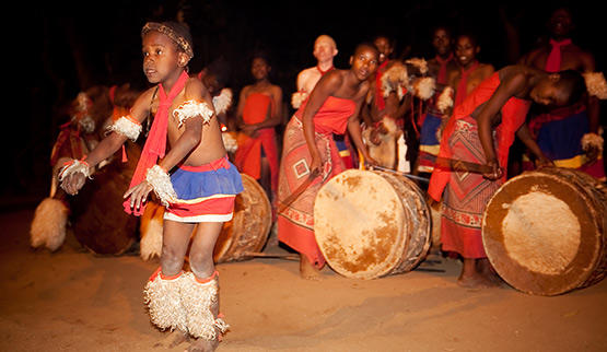 Shangaan culture of Mpumalanga.