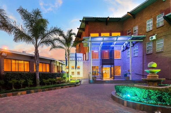 Exterior view of Protea Hotel Highveld.